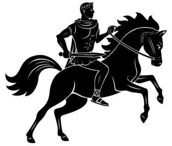 Emperor Riding Horse