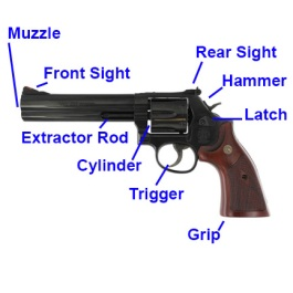 Smith-Wesson-586-Parts-Diagram