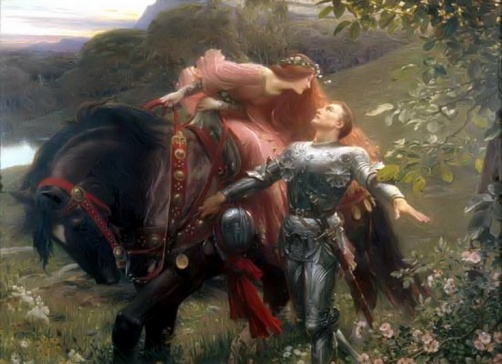 Knight Horse Love